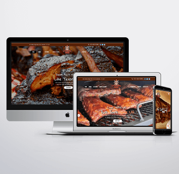 Fat Cow BBQ background